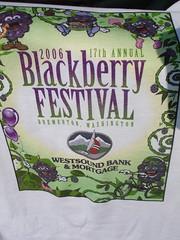 blackberry fest