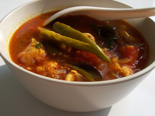 Hot & Sour Chicken Curry