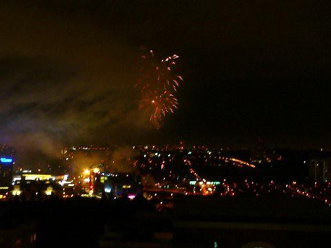 Merdeka Fireworks 12