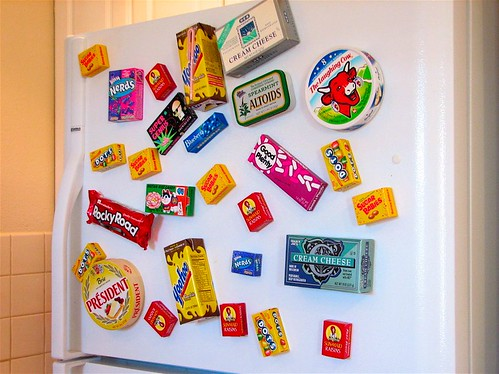 kitchen magnets layout design tool making crafty fridge evil mad scientist laboratories your cabinets pantry drawers and refrigerator shelves are already filled with marvelous little boxes baggies of goodies