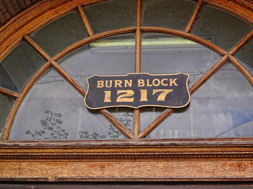 Burn Block