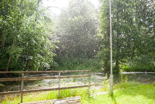 Vasaros lietus