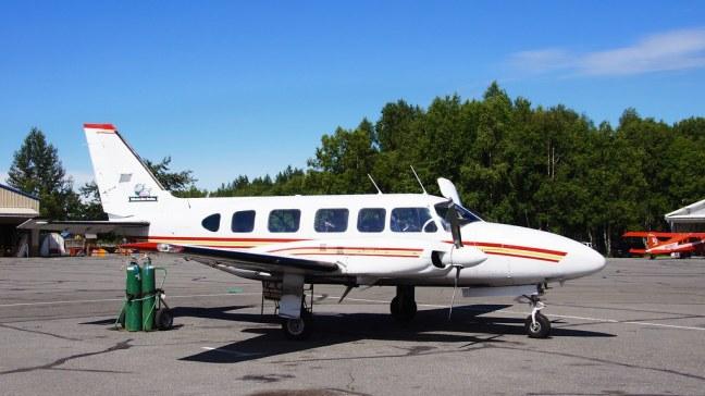 Piper Navajo N27633
