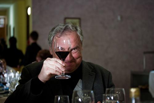 Czech Hotelier Gives Me The Wine Eye