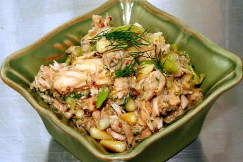 dill-pepperoncini tuna salad