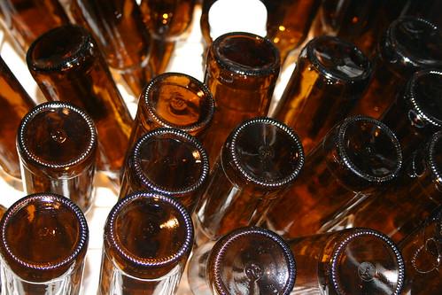 50 bottle array