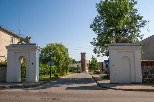 Baltieji vartai