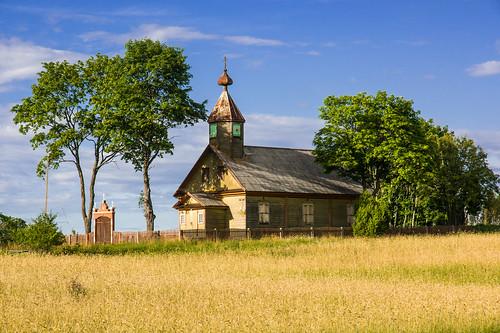 Rusteikių sentikių cerkvė