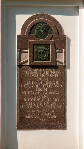 Atminimo lenta apie Oginskių darbus