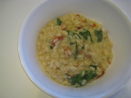 White Bean Risotto