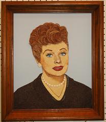 Lucy crop art
