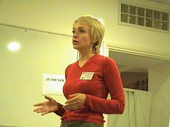 1-st Art-Talkers meeting at BC