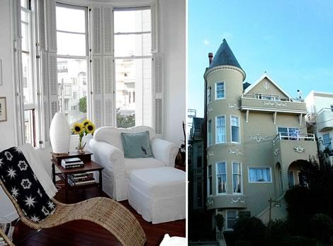 decor8 Reader Spaces: Victoria's San Francisco Treat