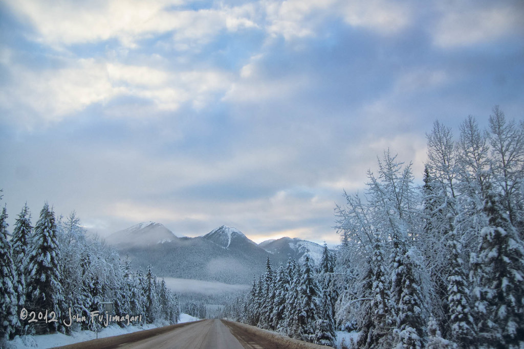The Open Road, Winter Style