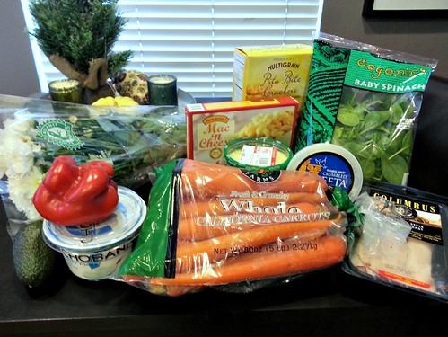 Groceries 1_13_2013