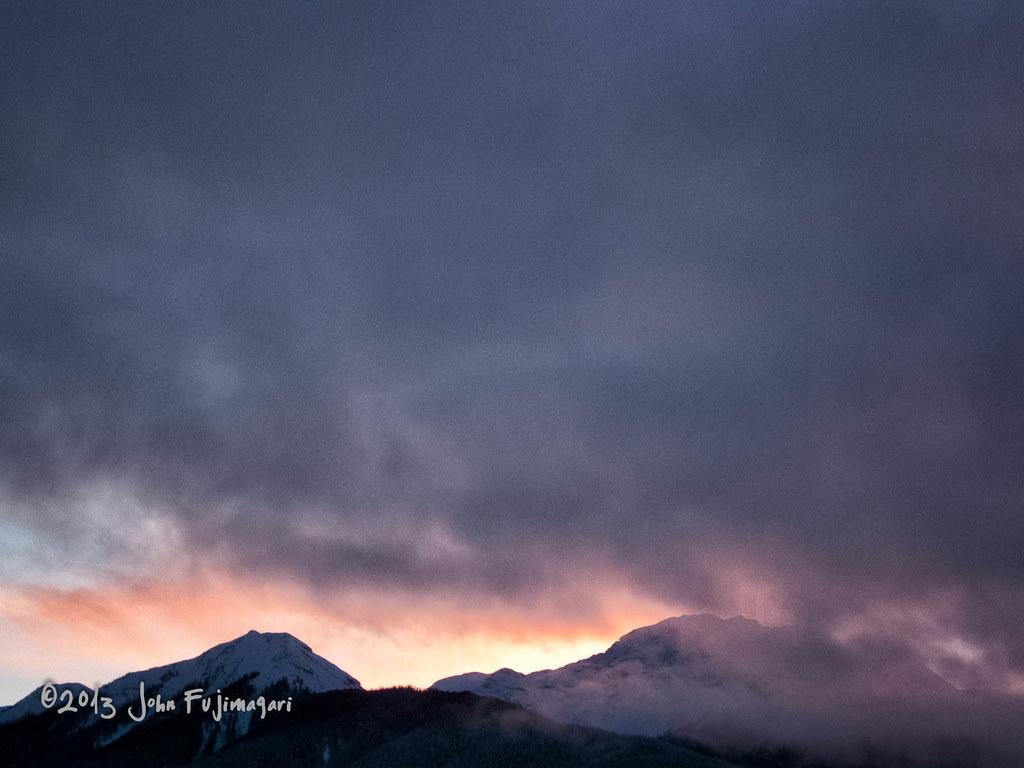 Cloud Peaks