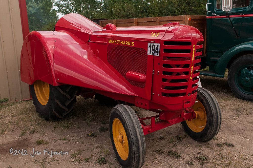 "Massey-Harris Model #44 ""Orchard"""