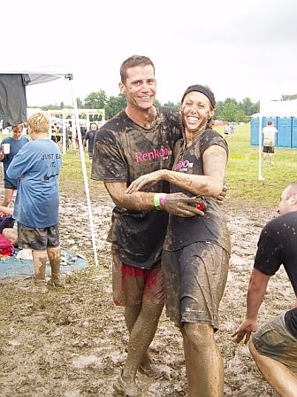 Mud brings people together!