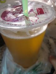 honey lemon juice