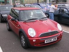 Mini One Seven front