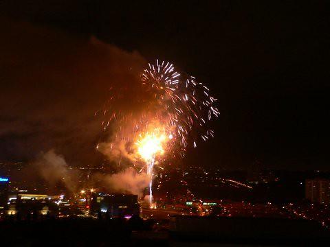 Merdeka Fireworks 16