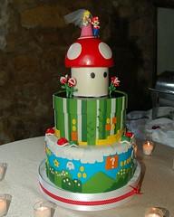 Super (Mario) Cake