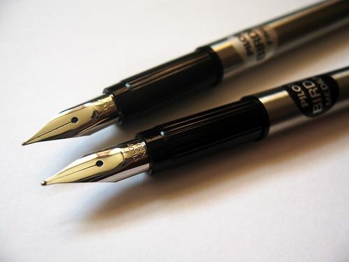 Pilot Birdies - Fountain Pen Nibs 2