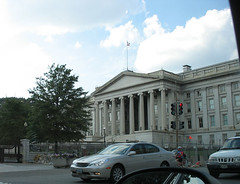 treasury bldg