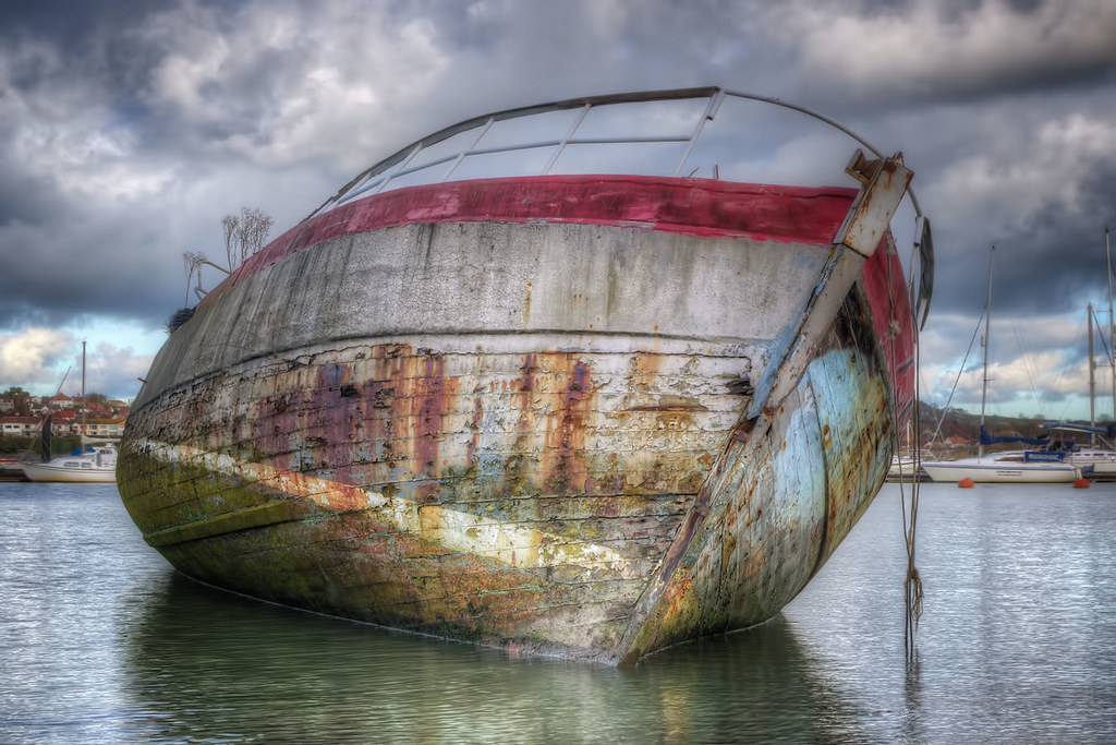 Abandoned Wreck