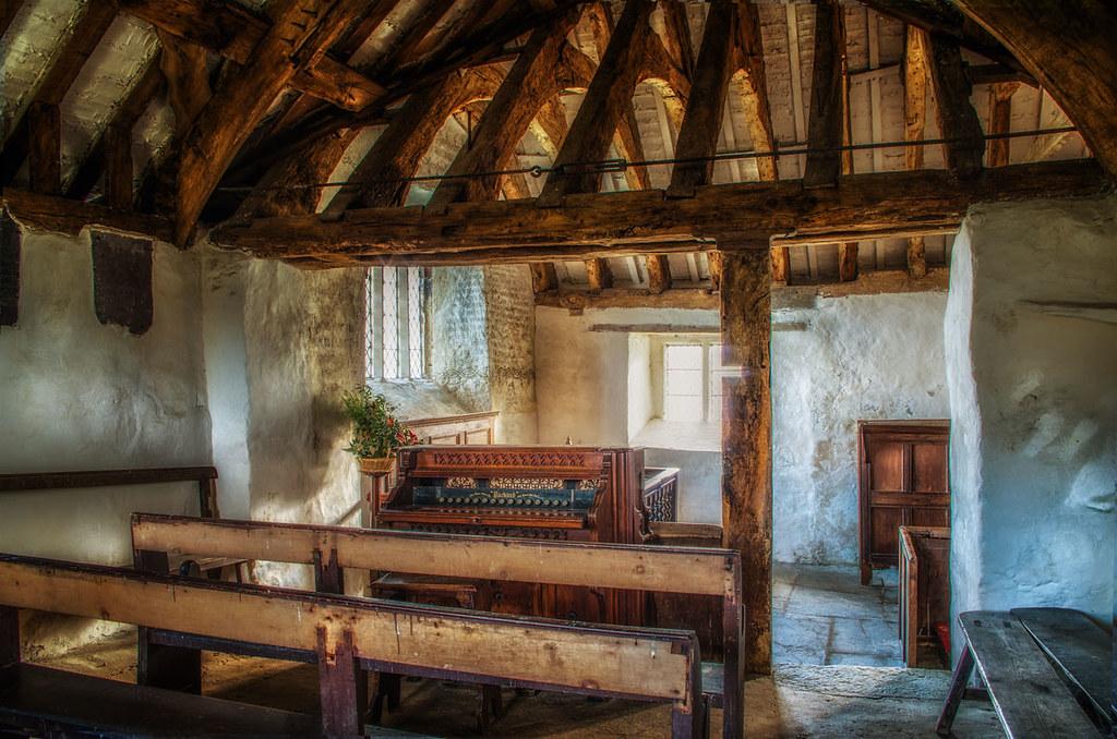 North Transept Llangelynnin