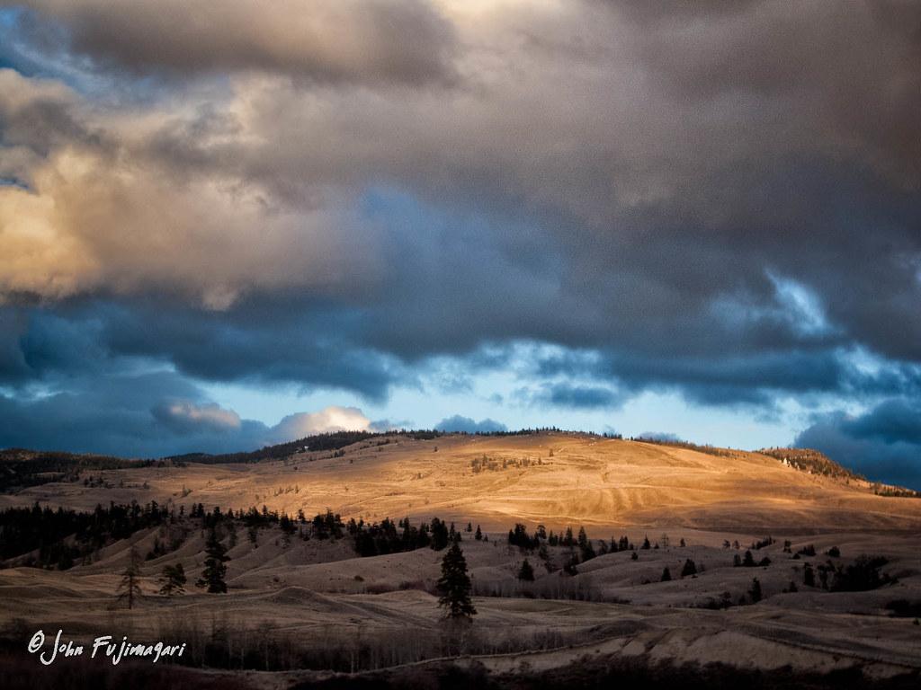 Hills Above Merritt