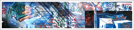 commercial drive street art stitch