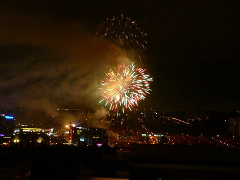 Merdeka Fireworks 10