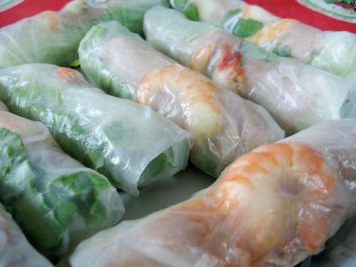 苜蓿芽- 越南菜