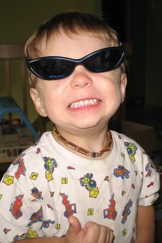 cool little man!
