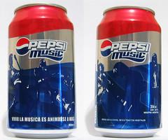 Pepsi Music06 can