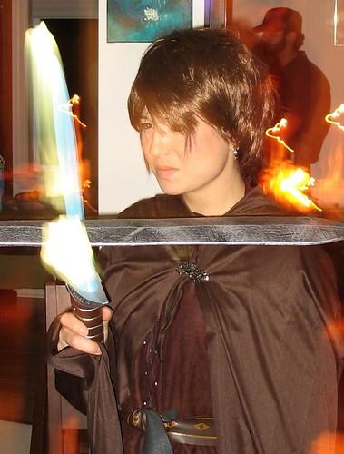 Frodo dies