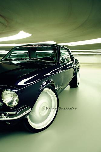 Mustang by Tabajara Car Rox - Revista Maxi Tuning
