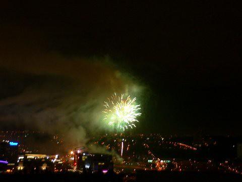 Merdeka Fireworks 7
