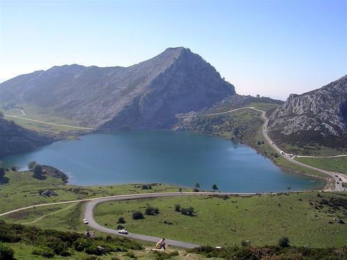 Lago Enol (Asturias)