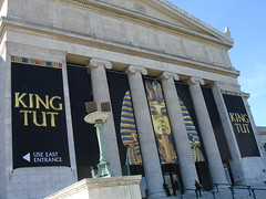 tut @ the field museum