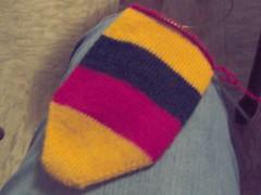 German Flag Sock