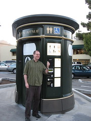 Palo Alto pay toilet