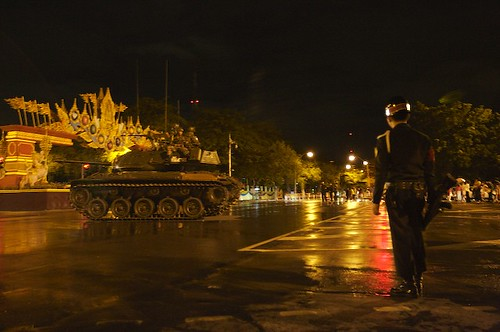 Photoblogging: Military Coup in Bangkok