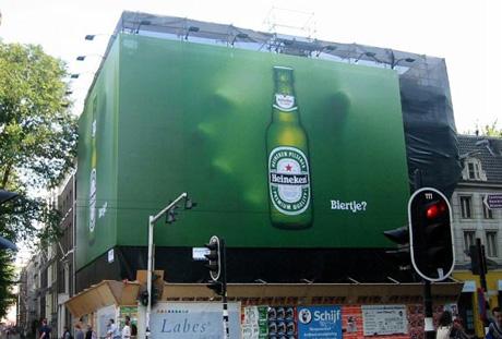 Heineken 3D