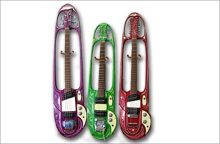 guitars mosrite von dutch psychedelic