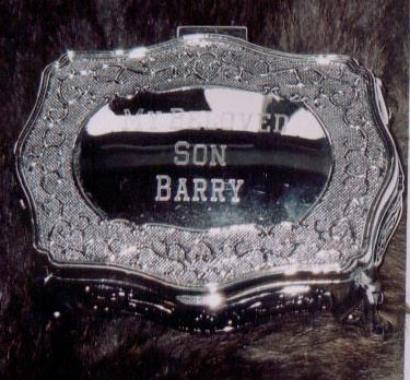 In Memory of Barry