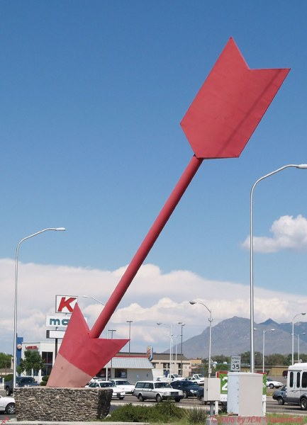 Albuquerque's Arrow