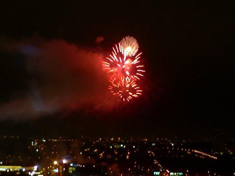 Merdeka Fireworks 5