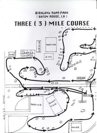 highland park run